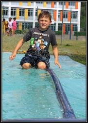 Hugo - making a Splash