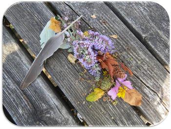 Arts & Crafts - Outdoors Floral Arrangements (1)