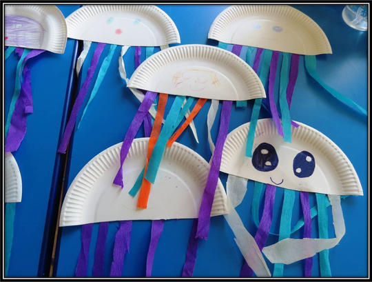 Arts & Crafts - Sealife (2)