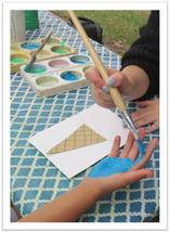 Arts & Crafts - Outdoors cones