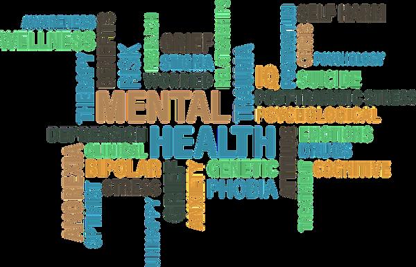 mental health bipolar phobia suicide stigma therapy wellness awareness trauma