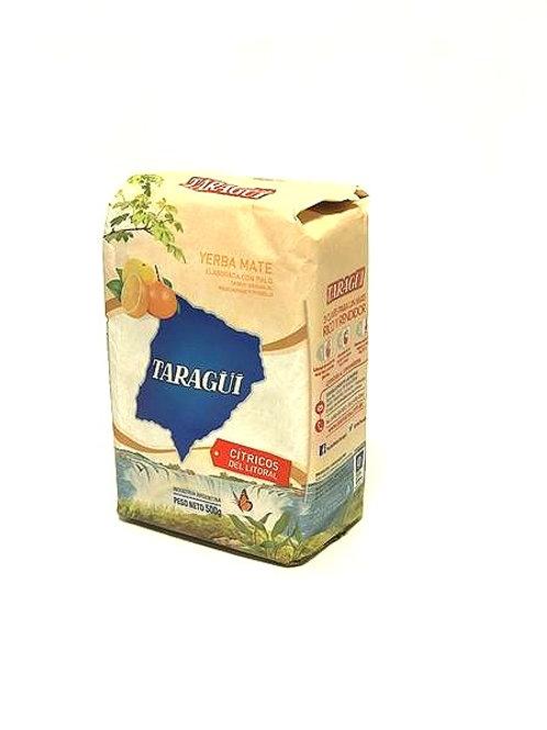 Taragüí yerba mate with citrus flavors (500g)