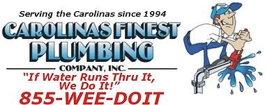 Carolinas Finest Plumbing Co., Inc.