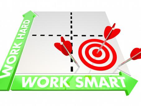 Bookkeeping -  Working Smart