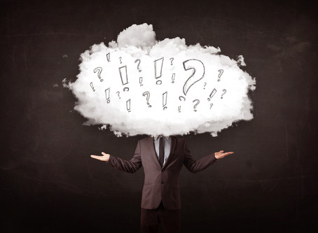 Cloud-based Bookkeeping Software  - A Word of Caution
