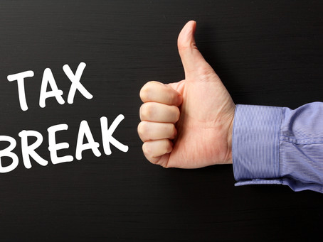 New Tax Breaks for Equipment Purchases