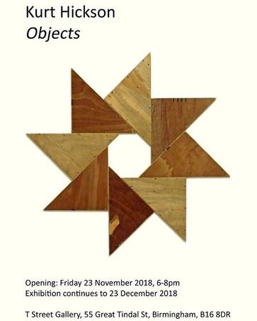 Objects_ _kurt_hickson _#exhibition #sol