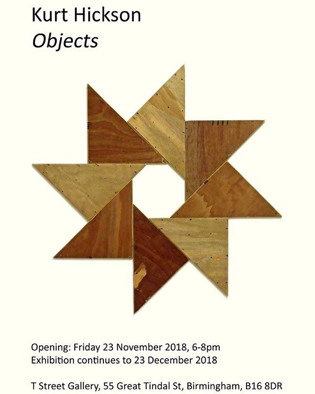 Objects_ _kurt_hickson _#exhibition #sol
