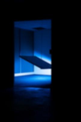 Tony McClure. Untitled (blue). 2019 (300