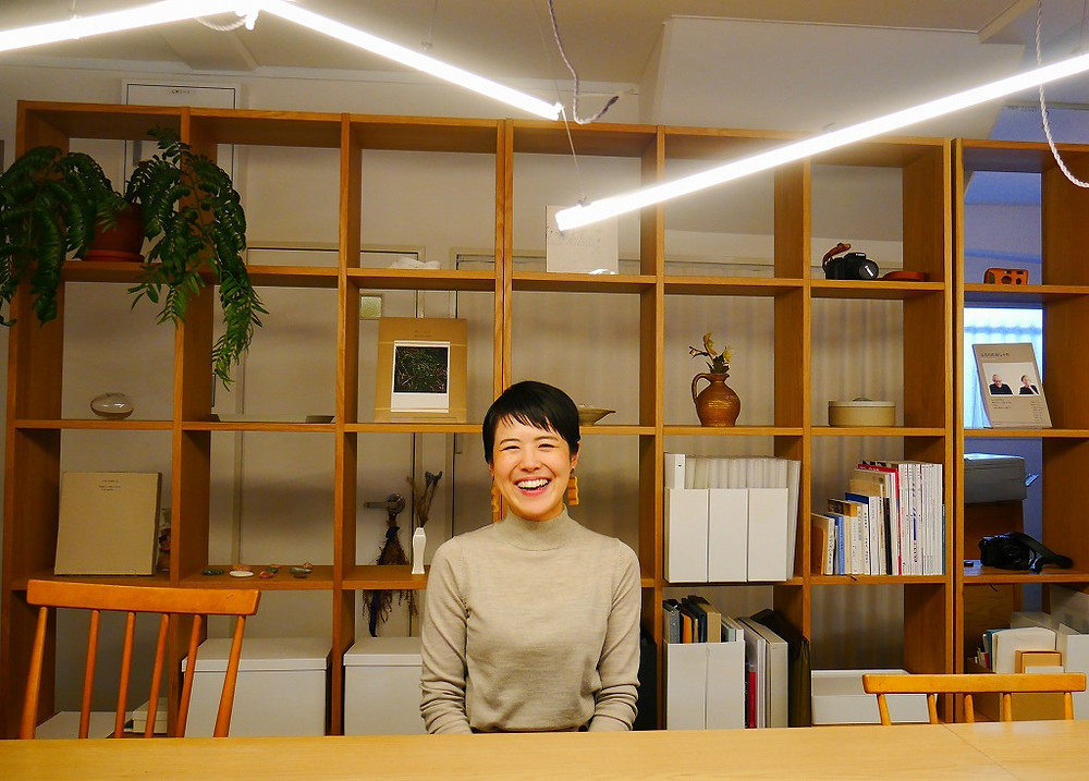 今回の先生:池田真莉さん