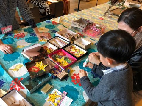 「誰かのママは何かの先生!」 子どもと大人が一緒に楽しめるクリスマスプレゼント作りワークショップ