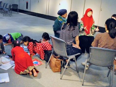 イスラムを知る!3本立てシリーズ第3弾 「わたし、イスラム教徒になりました」