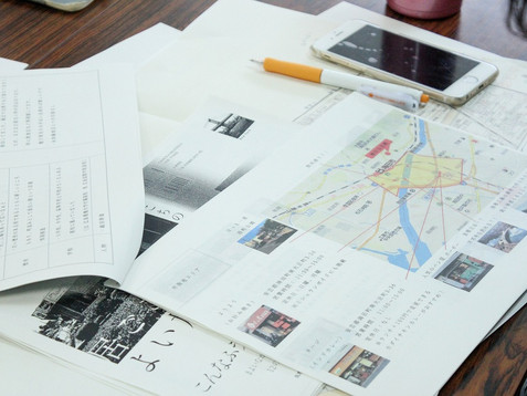 地図づくりワークショップ「超主観地図」お試し会 # 01 ~私のかいた地図編~」