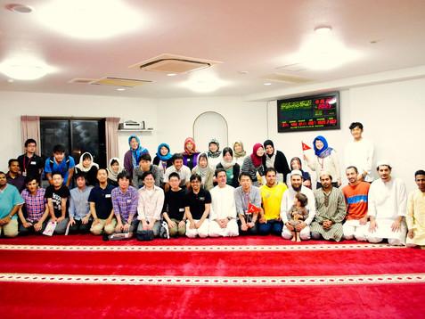 HIROSHIMA ワールドトーク ~ラマダン(断食)体験。わたしたちの知らないイスラムの世界~