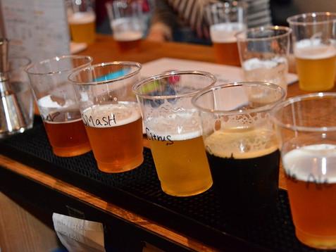 江波発!じっくりと味わう、クラフトビールの世界。