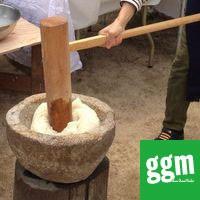 【ggm】餅つきワークショップ