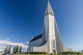 Hallgrimkirkja church