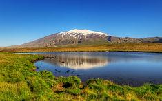 Snæfellsjökull_in_the_Morning_(762287630