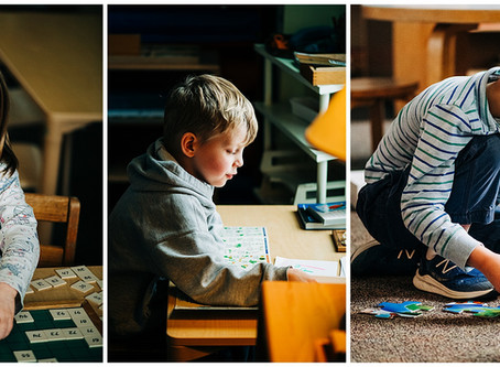Kindergarten - February 2020