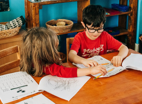 Kindergarten - March 2020