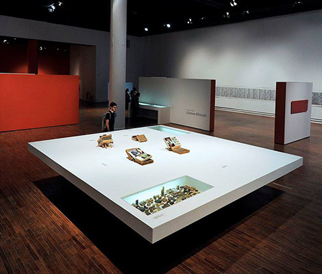 Museu da Arte Brasileira fica dentro do campus da FAAP. Foto: Divulgação.