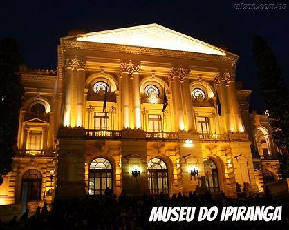 Museu do Ipiranga - Hotel Stela