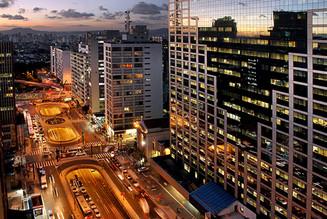 São Paulo entre as cidades com as vistas mais bonitas do mundo!!