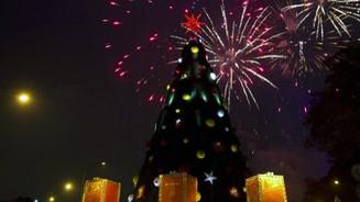 Árvore de Natal do Ibirapuera 2015