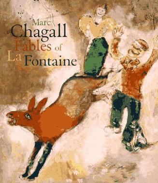 """Exposição """"Marc Chagall, Fábulas de La Fontaine"""""""