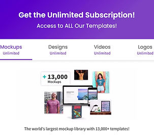 Placeit Unlimited Subscription - is it worth it? YES!