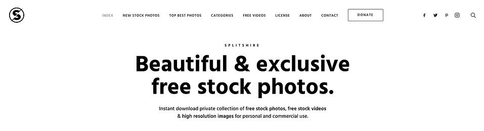 splitshire stock photos website review.p