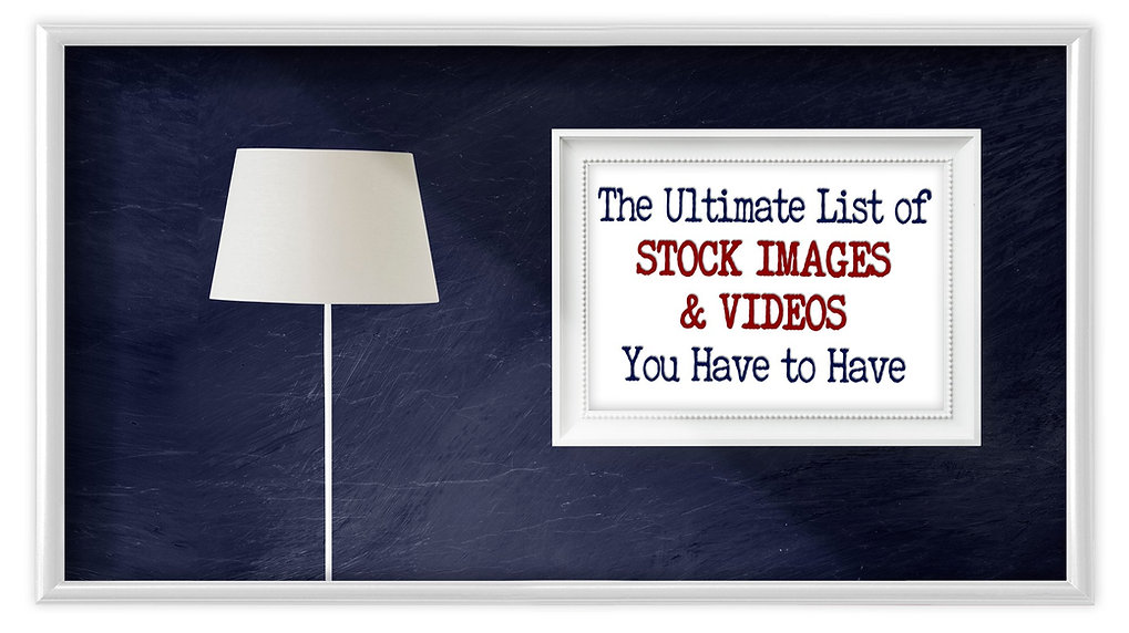The Ultimate List of Stock Photos & Vide