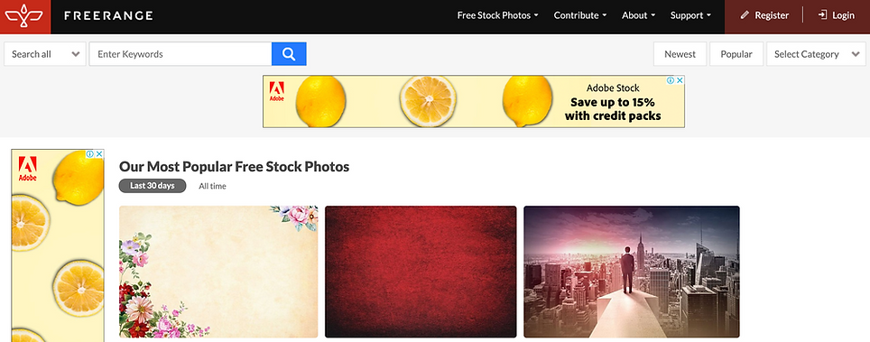 Freerange stock images review.png