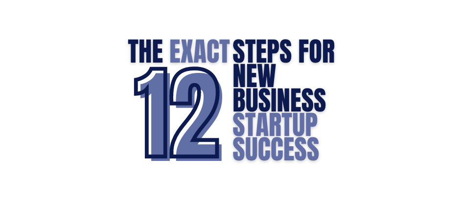 The Exact Steps for Startup Business Success
