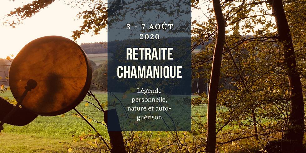 Retraite chamanique: légende personnelle, nature et auto-guérison
