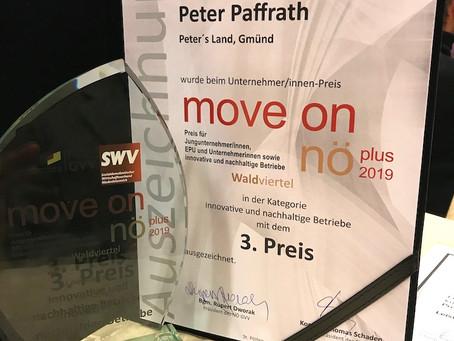 3. Preis - move on
