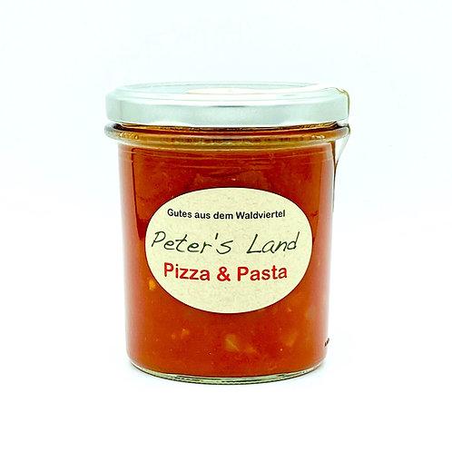 Tomatensauce Pizza & Pasta