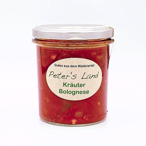 Kräuter-Bolognese