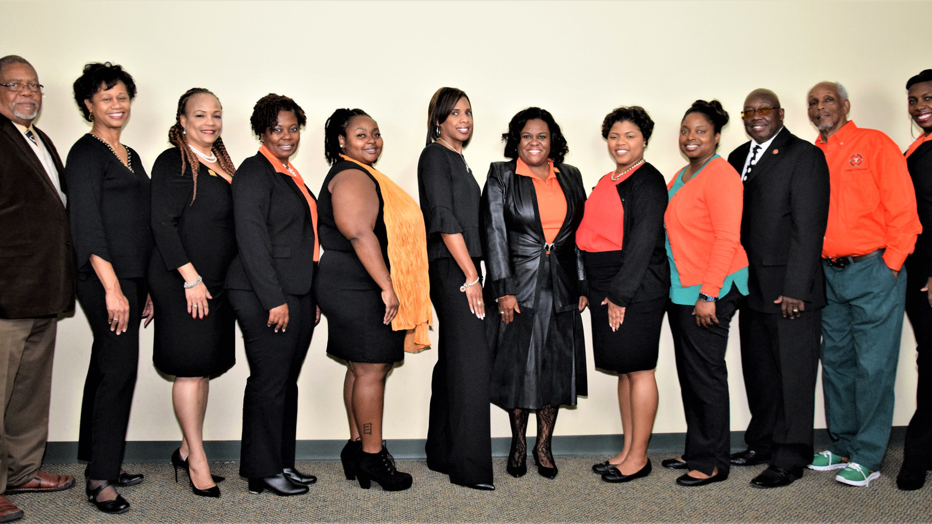Newly Elected Officers