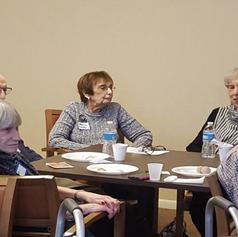 Membership Tea Attendees 5