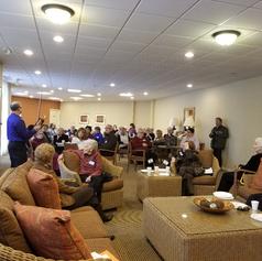Membership Tea Attendees 1