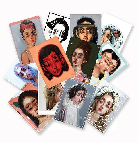 Print/Postcard Boxset - Limited to 50