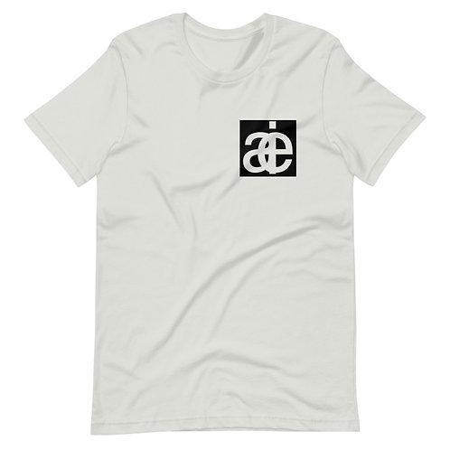 AIE classic unisex t-shirt. Grey.