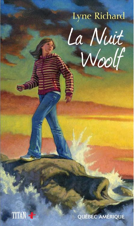 La nuit Woolf - Livre dédicacé
