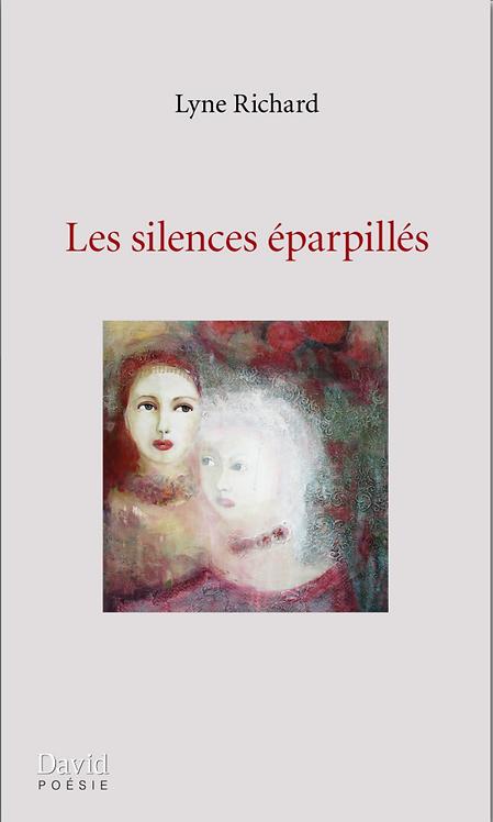 Les Silences éparpillés - Livre dédicacé