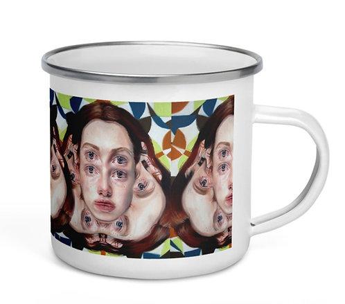 Enamel Mirage Mug