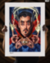 marvel_doctor strange_alex Garant_press0