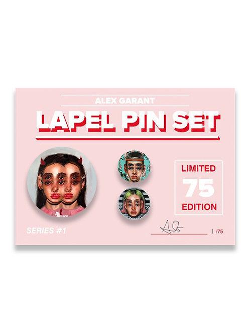 Lapel Pin Gift Set