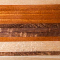Laminated Table Detail