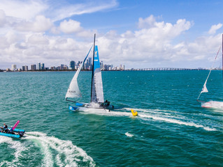 DOMINATION FROM DOWN UNDER AT MIAMI MATCH CUP